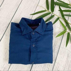 ROBERT GRAHAM . Modern American Tailored Fit Shirt
